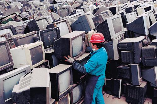 """家電報廢量激增 廢舊家電回收路""""有跡可循"""""""