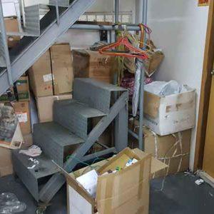舊辦公傢俬清理