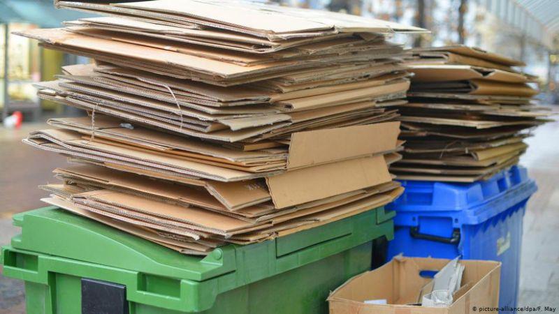 廢紙回收在德國成虧本買賣